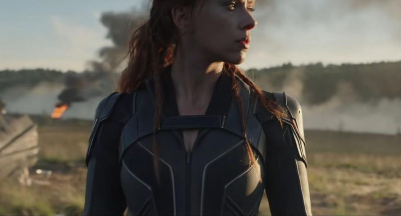 """""""Black Widow"""" Shares New Character Posters"""