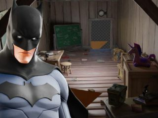 Fortnite Season 6: where to find the Batshack on the Battle Royale map