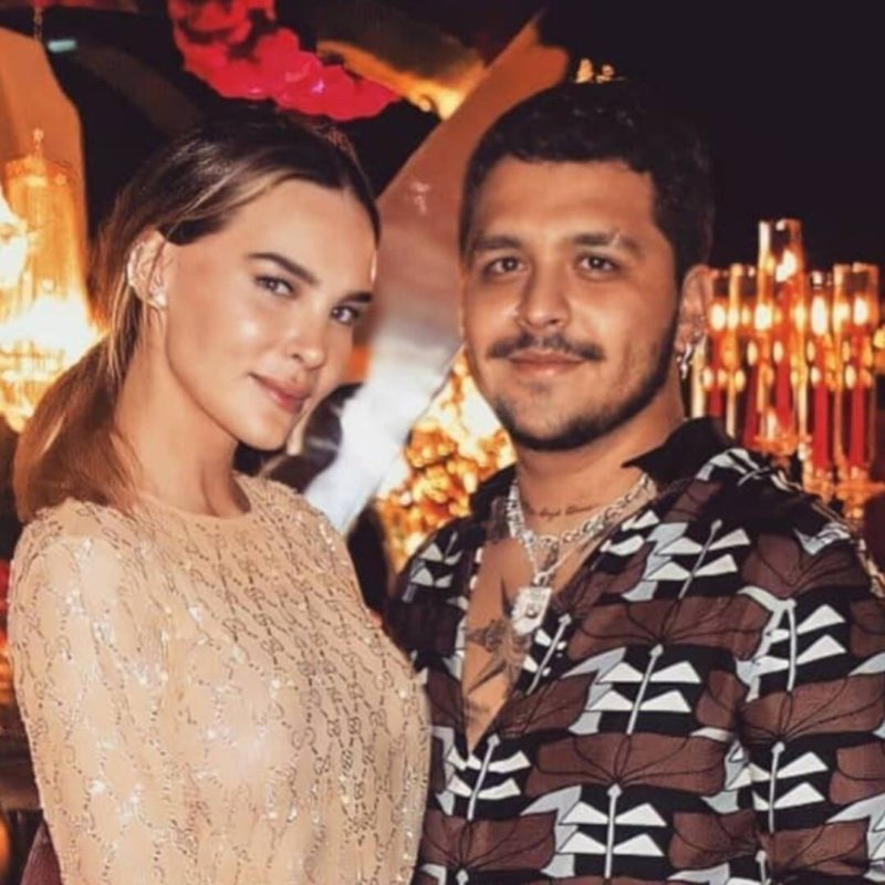 Christian Nodal wants Belinda to make this radical change in her body