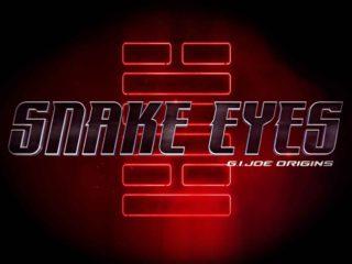 Espectacular tráiler de Snake Eyes: el origen (2021)