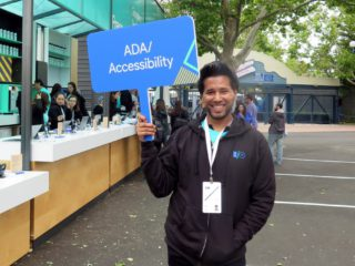 Google I / O: Accessible apps pay off