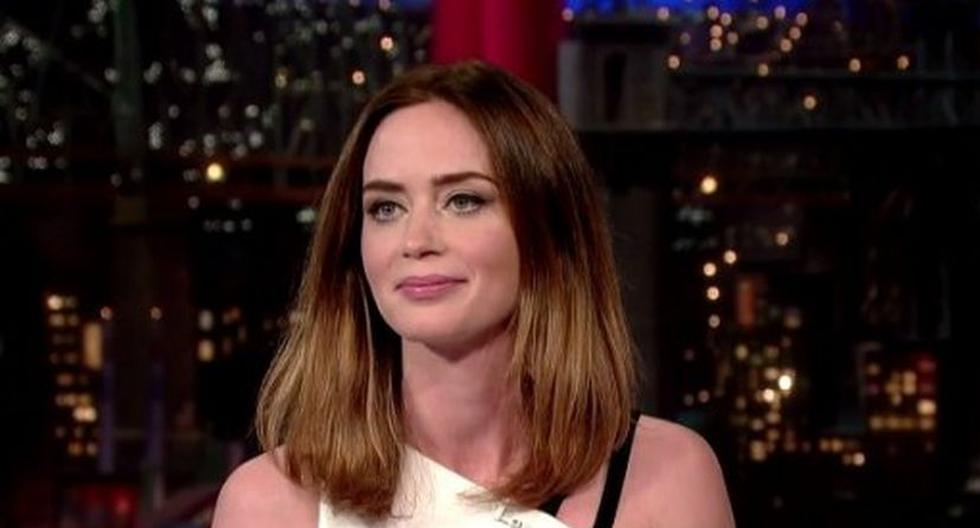 """Emily Blunt talks about the possibility of being a part of """"Fantastic Four"""""""