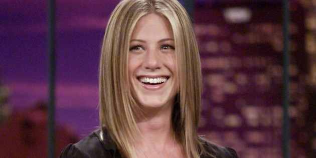 Jennifer Aniston's transformation from Friends to now