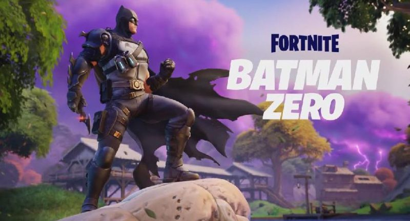 Fortnite Season 6: guide to get the Fortnite Batman Zero Point skin