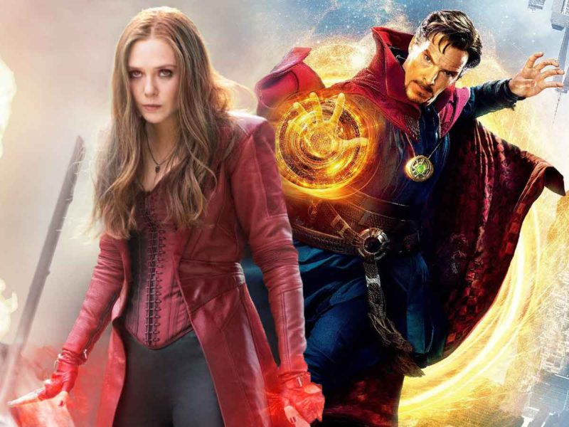 Doctor Strange será igual de poderoso que Bruja Escarlata en Marvel Studios