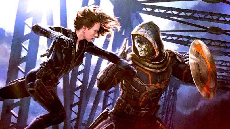 Black Widow no será el último spin-off de uno de Los Vengadores