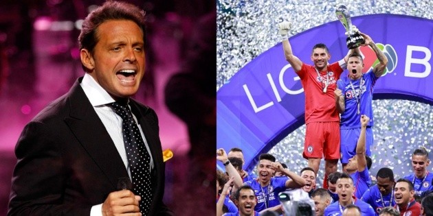 The connection between Cruz Azul and Luis Miguel that you did not expect