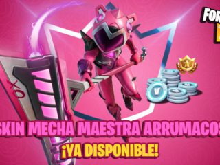 Fortnite Club June 2021: Arrumacos Master Mecha skin and its items now available