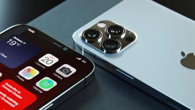 The iPhone 13 on the go: Samsung and LG already manufacture their screen