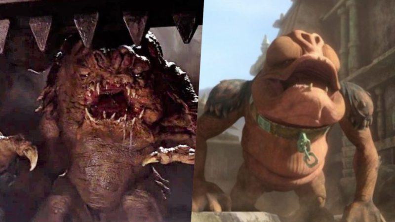 Star Wars: Is the Rancor in Bad Remittance the same as the Rancor in Return of the Jedi?