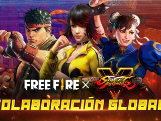 Free Fire and Street Fighter will share universe in a new collaboration