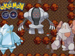 Pokémon GO: how to defeat Regirock, Regice and Registeel;  best counters