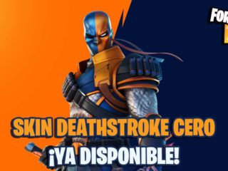 Fortnite: Deathstroke Zero skin now available;  price and contents