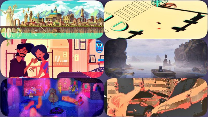 A look at the most promising, crazy and original indie projects