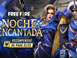Free Fire: new Elite Pass June 2021 - Enchanted Night;  all skins and rewards