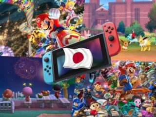 Nintendo Switch in Japan: What are the best-selling games?
