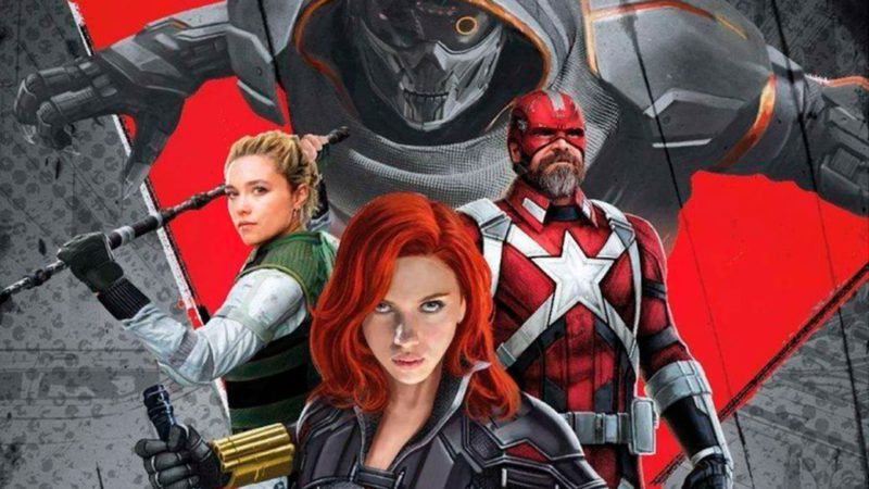 Marvel Studios Black Widow confirms its full length: new details of her costume