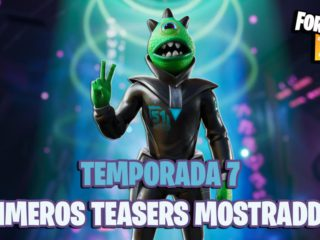 """Fortnite Season 7: first teaser """"they are coming"""" revealed"""