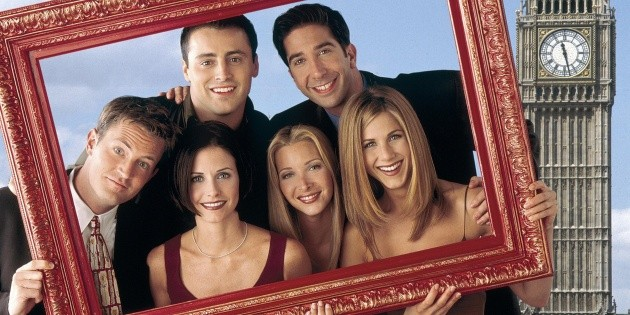 5 very twisted theories about Friends that will blow your mind