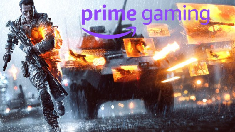 Battlefield 4, among Amazon Prime Gaming's free games for June 2021