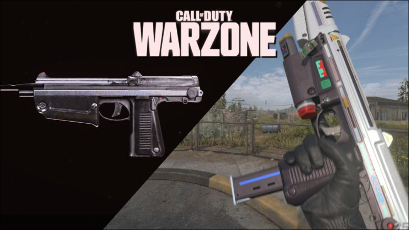 How to get the AMP63 pistol for free in CoD Warzone and Black Ops Cold War