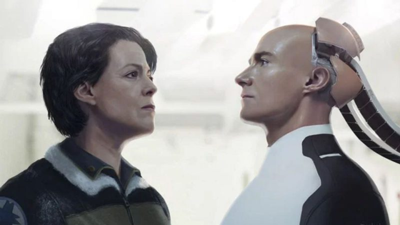 Alien 5: new arts show Lt. Ripley in canceled movie