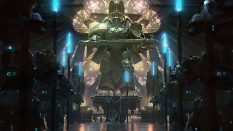 Warhammer 40,000: Chaos Gate - Daemonhunters, first details of the new Tactical RPG