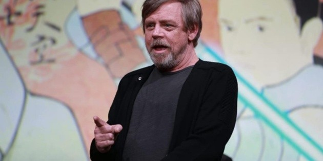 Mark Hamill and a funny comparison of another galaxy with a scientific find
