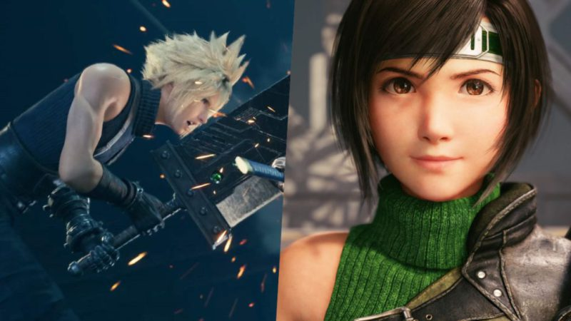 Final Fantasy VII Remake is updated to move games from PS4 to PS5
