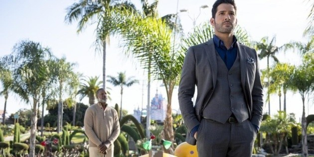 Who was honored in Lucifer 5B