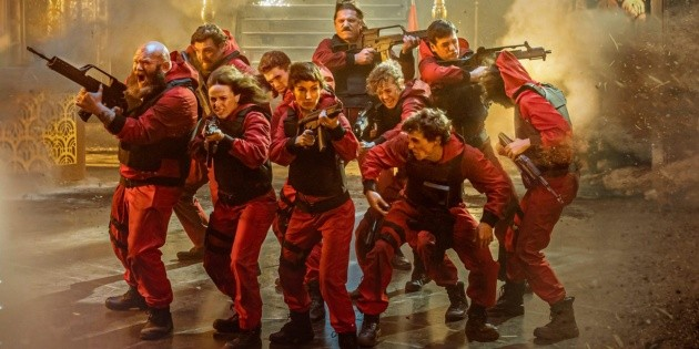 La Casa de Papel 5: The definitive downfall of the band?  The first official photos show how the end can be