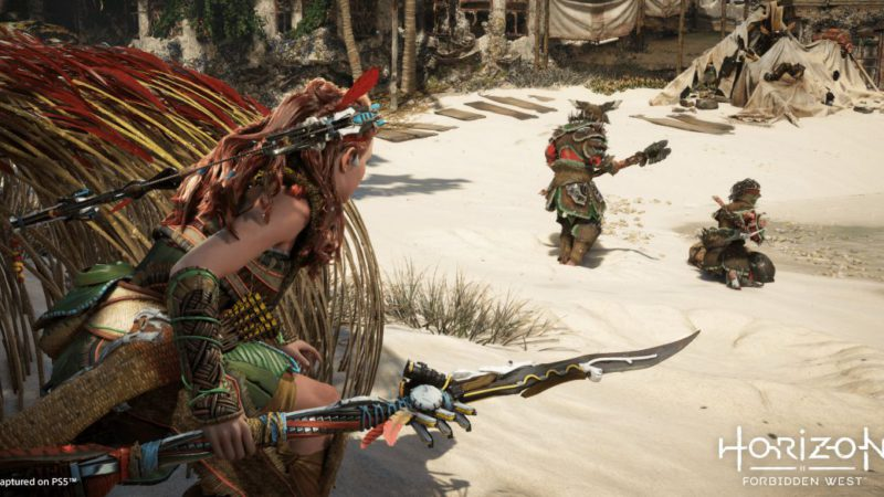 Horizon Forbidden West will have a graphics mode at 60 FPS on PS5