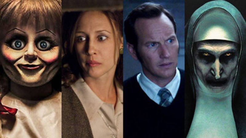 In what order to watch the Warren File, Annabelle and their universe movies?