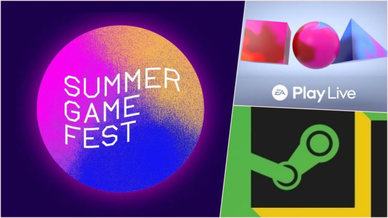 Summer Game Fest EA Play Live Steam