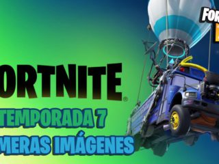 Fortnite Season 7: first official images revealed