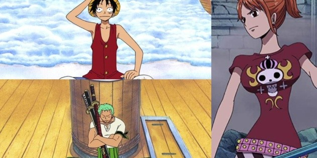 Luffy, Zoro or Nami?  who is the most loved One Piece character