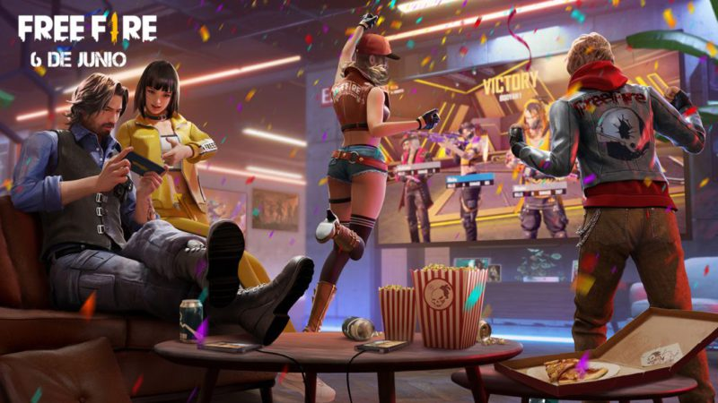Today's Free Fire Codes June 6, 2021;  all free rewards