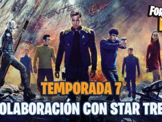 Fortnite Season 7: Hints Suggest Collaboration With Star Trek
