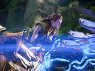 """Horizon Forbidden West    The PS4 version will not limit the PS5 version """"in any way"""""""
