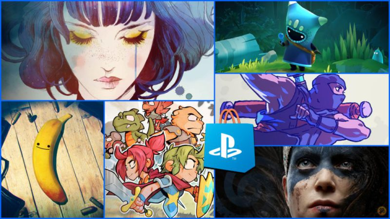 PS4 and PS5 deals: 15 high-quality 'PlayStation Indies' games for less than 10 euros
