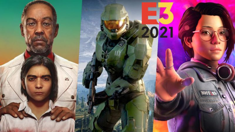 E3 2021: these are all confirmed games and companies