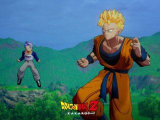 Dragon Ball Z: Kakarot shows new video of Future Trunks DLC
