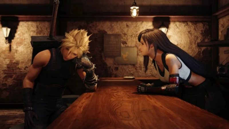Final Fantasy VII Remake Intergrade fixes one of its most remembered graphic flaws