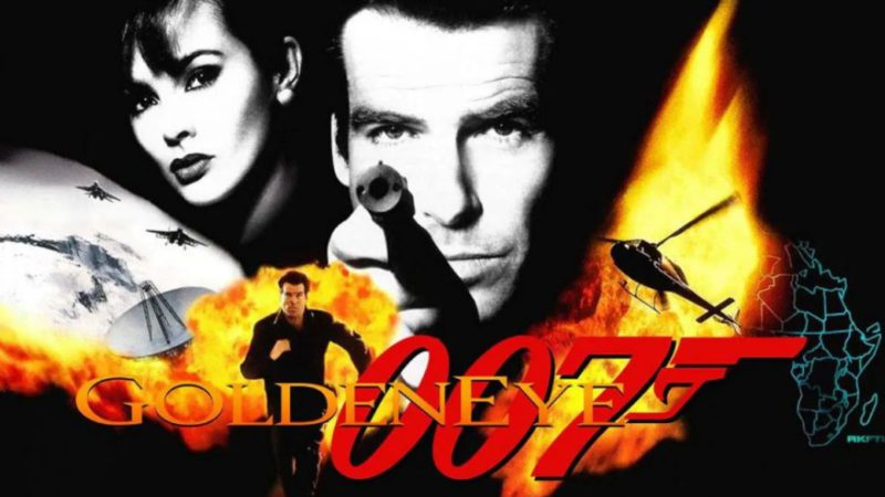 GoldenEye 007 recreated in Far Cry 5 thanks to the level editor