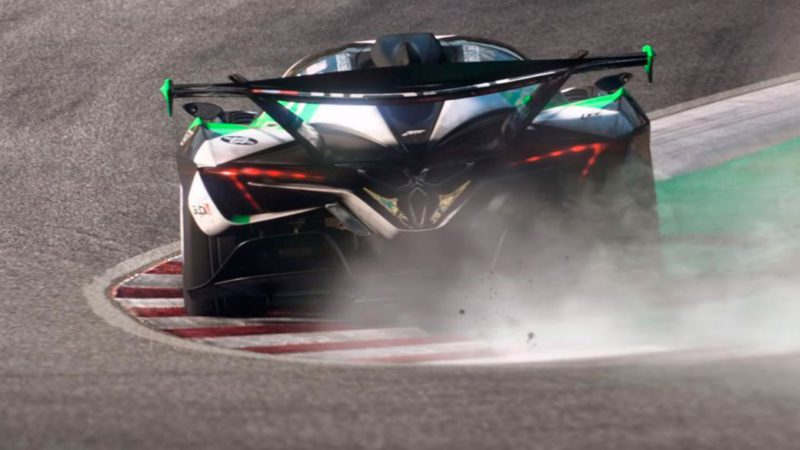 """The new Forza Motorsport will bring a """"great generational leap"""" at the physical level"""