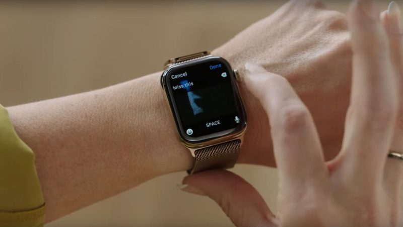 WatchOS 8: first details of the operating system for the Apple Watch