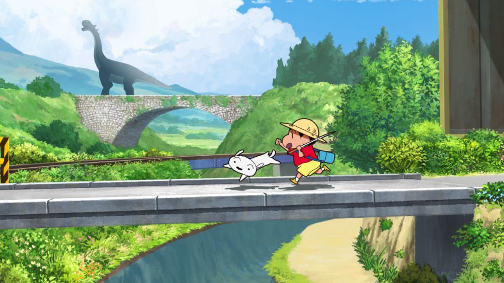 Shin Chan's new game |  Trailer