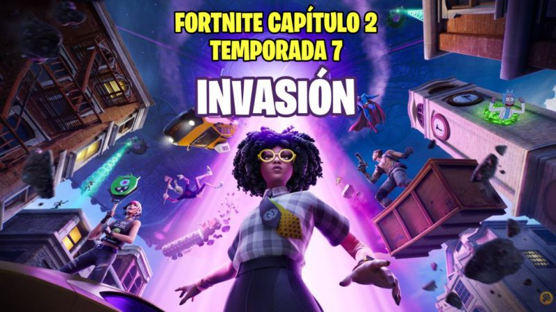 Fortnite Season 7 - Invasion: this is its spectacular trailer