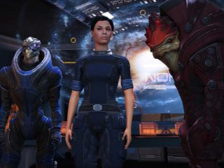 Mass Effect Legendary Edition is updated with improvements in the three video games