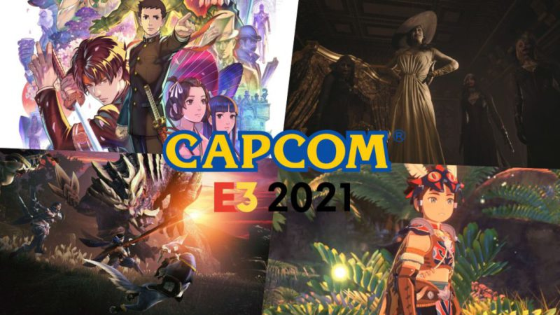 E3 2021 |  Capcom confirms the date of their conference;  how to watch it online